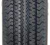 Karrier ST225/75R15 Radial Trailer Tire - Load Range E 15 Inch AM10303