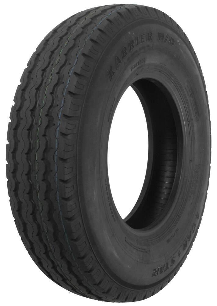 Karrier ST235/85R16 Radial Trailer Tire - Load Range F 16 Inch AM10501