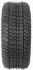 Loadstar K399 Bias Trailer Tire - 205/65-10 - Load Range D Bias Ply Tire AM1HP54