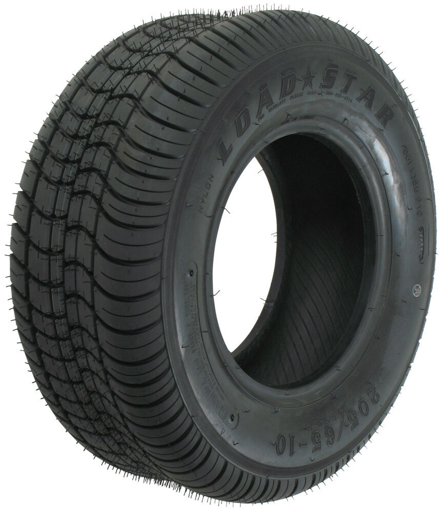 AM1HP56 - 10 Inch Kenda Trailer Tires and Wheels