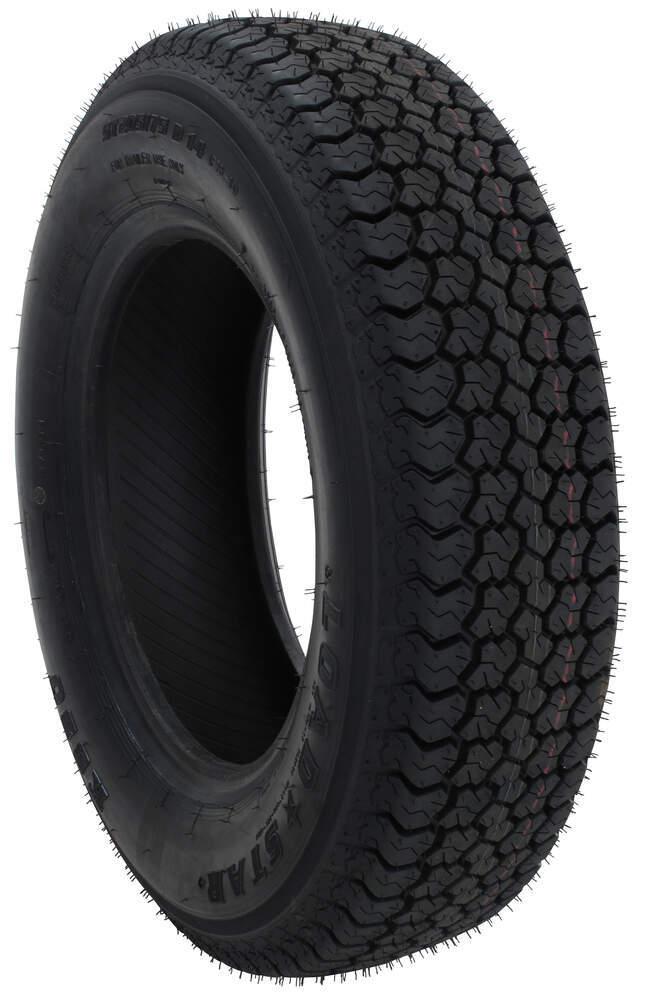 Loadstar ST205/75D14 Bias Trailer Tire - Load Range C Bias Ply Tire AM1ST86