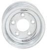 "Steel Trailer Wheel - 8"" x 5-3/8"" Rim - 5 on 4-1/2 - Galvanized Finish 8 Inch AM20018"