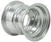 "Steel Trailer Wheel - 8"" x 7"" Rim - 5 on 4-1/2 - Galvanized Finish Good Rust Resistance AM20028"
