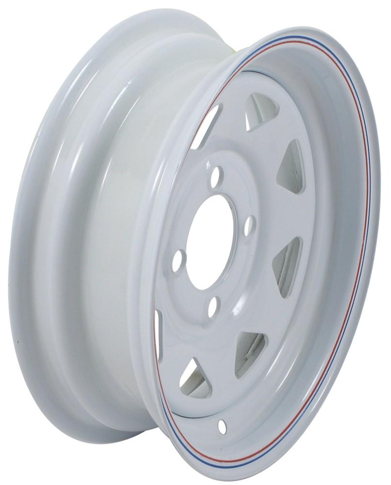 Dexstar Steel Wheels - Powder Coat Trailer Tires and Wheels - AM20122