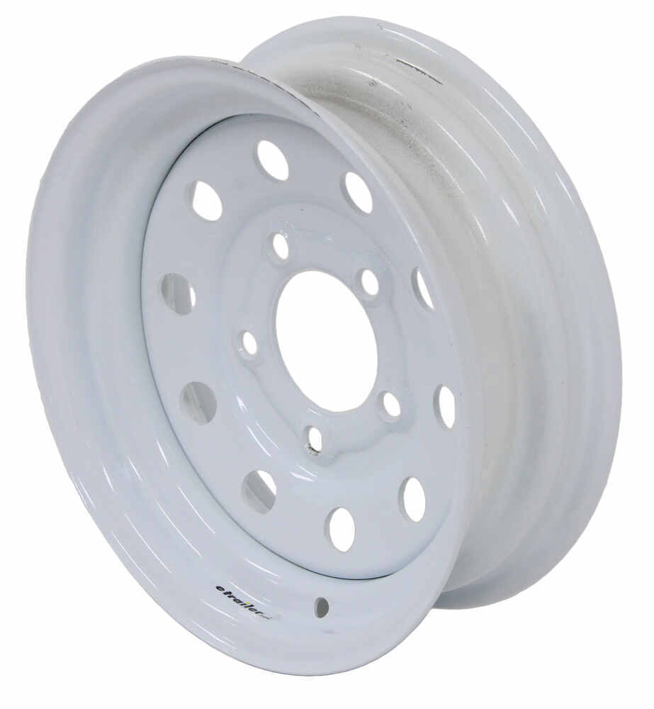 Trailer Tires and Wheels AM20149 - Steel Wheels - Powder Coat - Dexstar