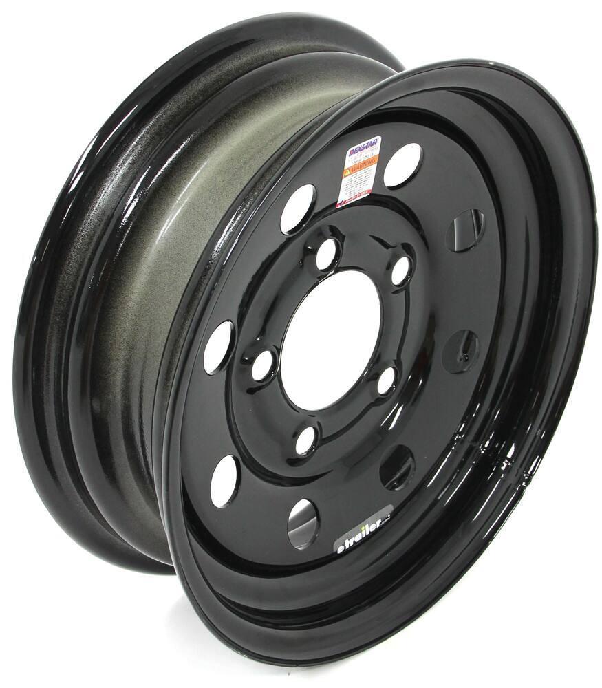 Trailer Tires and Wheels AM20153 - Steel Wheels - Powder Coat - Dexstar