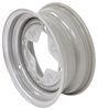 "Dexstar Vintage Steel Wheel w/ +5 mm Offset - 14"" x 5-1/2"" Rim - 4 on 9.44 Standard Rust Resistance AM20312"