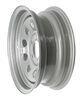 dexstar trailer tires and wheels wheel only 5 on 4-1/2 inch steel mini mod - 14 x 5-1/2 rim silver powder coat