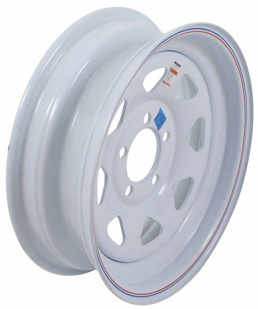 Dexstar Trailer Tires and Wheels - AM20422