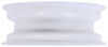 "Dexstar Steel Mini Mod Trailer Wheel - 15"" x 5"" Rim - 5 on 5 - White Powder Coat 15 Inch AM20446DX"