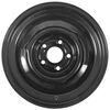 dexstar trailer tires and wheels wheel only 15 inch conventional steel with offset - x 6 rim 5 on 4-1/2 black