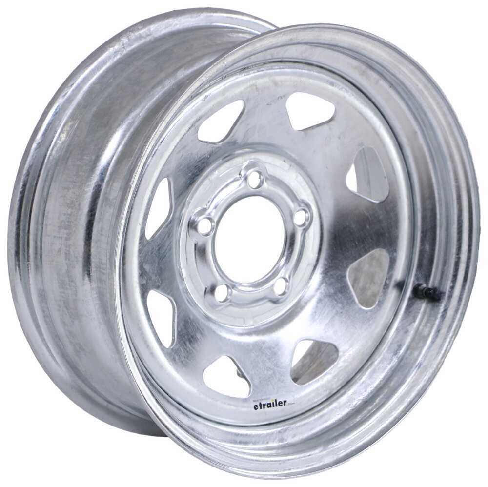AM20524 - Steel Wheels - Galvanized,Boat Trailer Wheels Americana Trailer Tires and Wheels