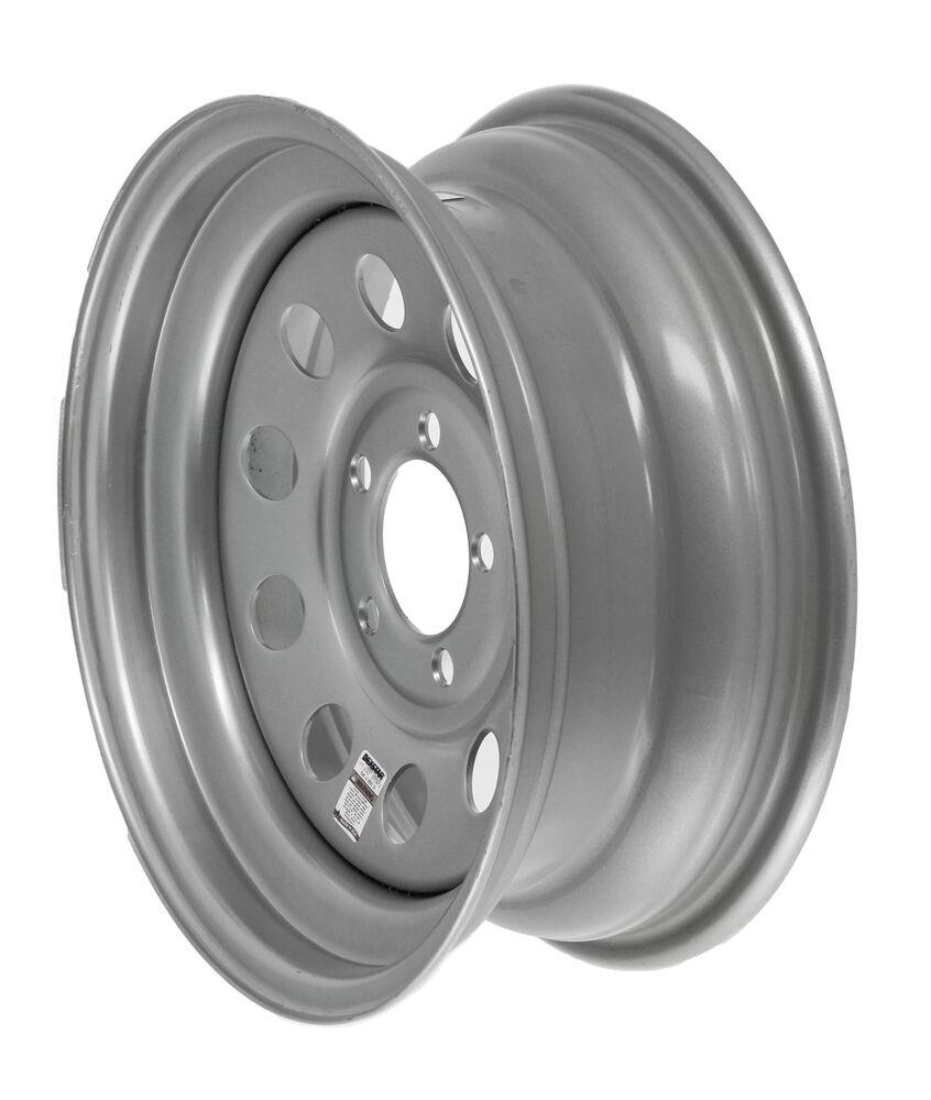 Dexstar 5 on 4-1/2 Inch Trailer Tires and Wheels - AM20537