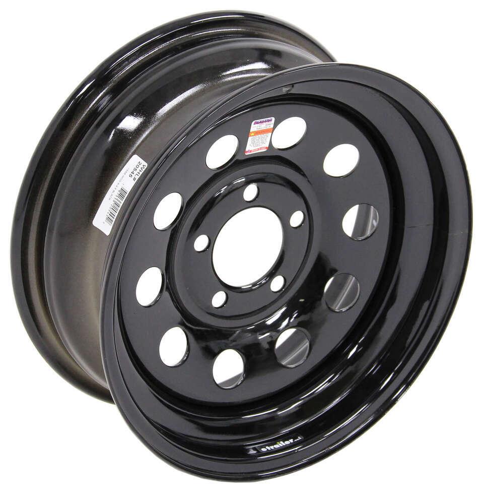 AM20545 - 15 Inch Dexstar Trailer Tires and Wheels