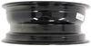"Dexstar Steel Mini Mod Trailer Wheel - 16"" x 6"" Rim - 6 on 5-1/2 - Black Powder Coat 6 on 5-1/2 Inch AM20757"