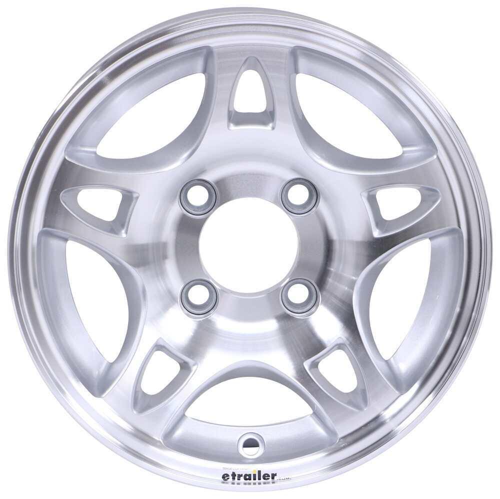 Trailer Tires and Wheels AM22318HWT - Best Rust Resistance - HWT