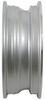 "Aluminum HWT Series S5 Split Spoke Trailer Wheel - 12"" x 4"" Rim - 5 on 4-1/2 - Silver 5 on 4-1/2 Inch AM22319HWT"