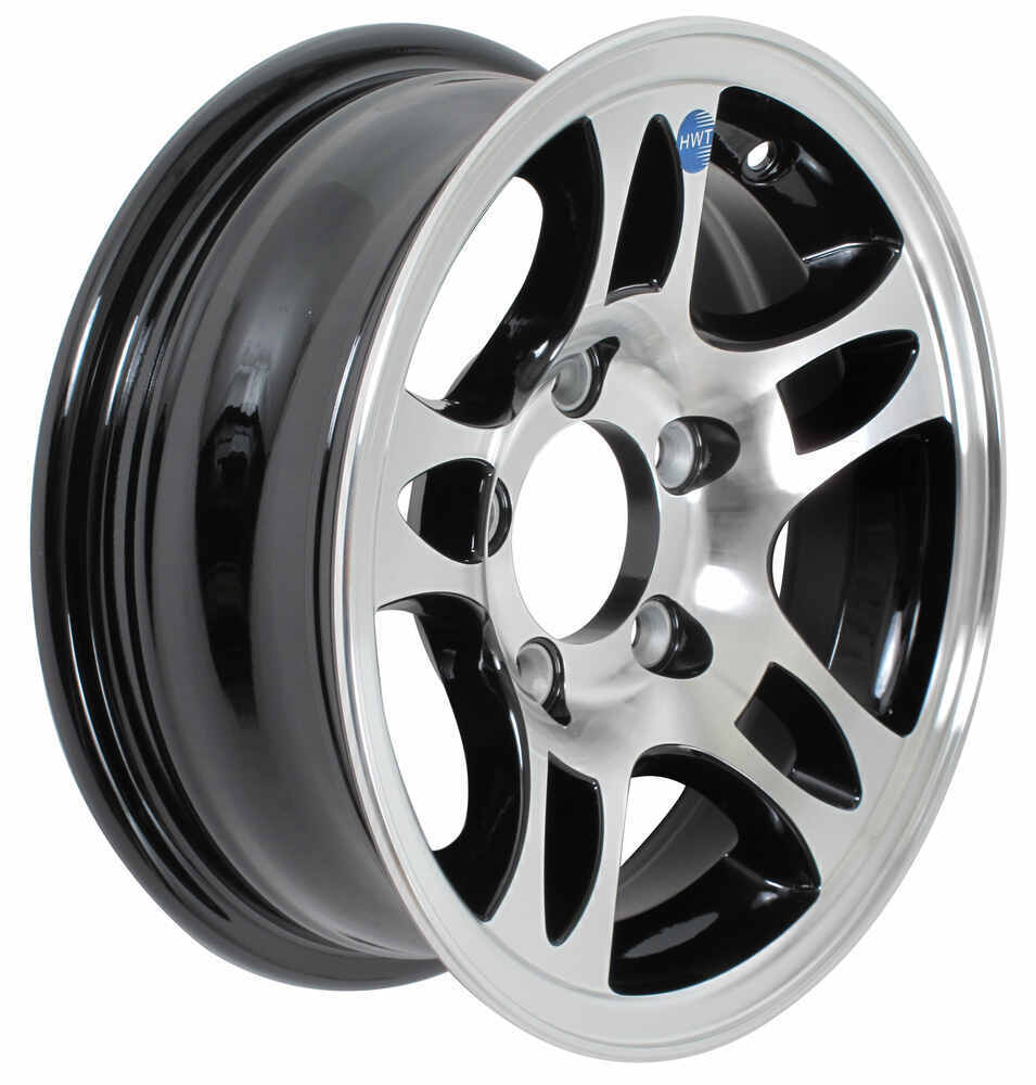 AM22323HWTB - 5 on 4-1/2 Inch HWT Trailer Tires and Wheels