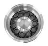 "Aluminum HWT Hi-Spec Series 03 Mod Trailer Wheel - 15"" x 6"" Rim - 6 on 5-1/2 6 on 5-1/2 Inch AM22646"