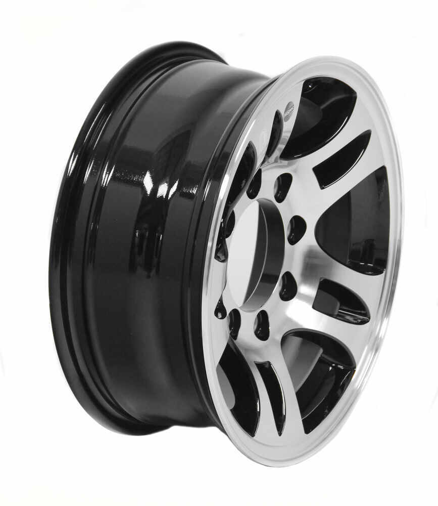 HWT 16 Inch Trailer Tires and Wheels - AM22659HWTB
