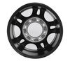 "Aluminum HWT Series S5 Trailer Wheel - 16"" x 6-1/2"" Rim - 8 on 6-1/2 - Black Aluminum Wheels,Boat Trailer Wheels AM22659HWTB"