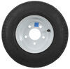 kenda trailer tires and wheels tire with wheel 8 inch 4.80/4.00-8 bias white - 5 on 4-1/2 load range b