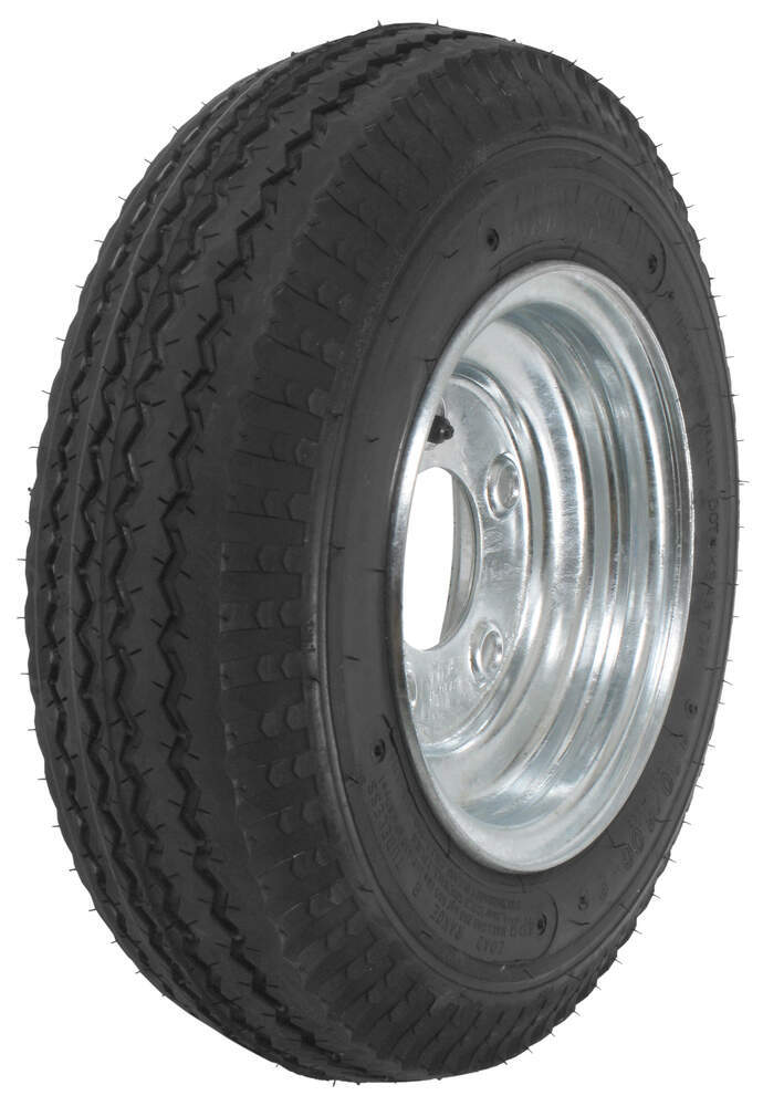 Trailer Tires and Wheels AM30030 - 5 on 4-1/2 Inch - Kenda