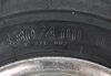 "Kenda 4.80/4.00-8 Bias Trailer Tire with 8"" Galvanized Wheel - 5 on 4-1/2 - Load Range B 4.80/4.00-8 AM30030"