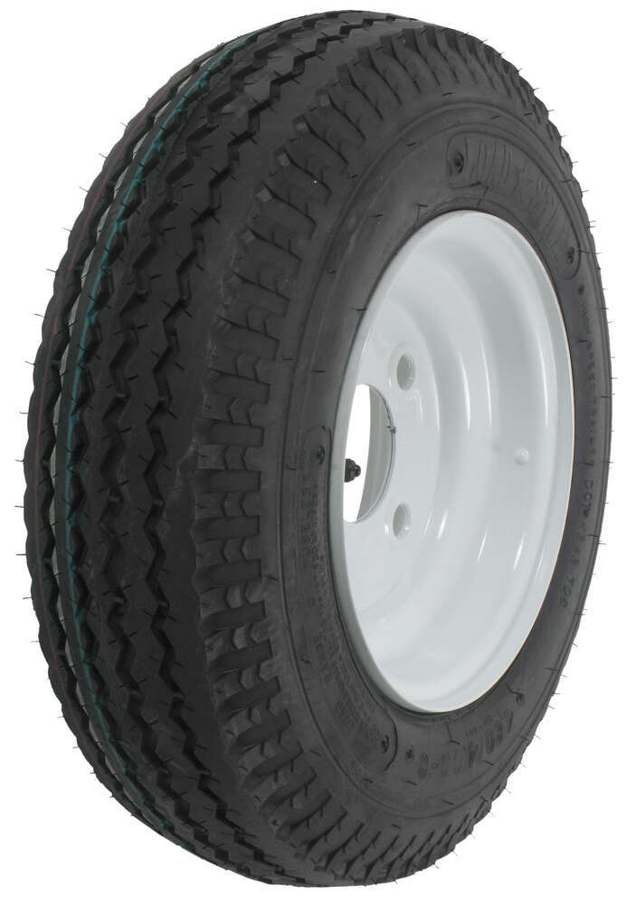 Trailer Tires and Wheels AM30040 - Bias Ply Tire - Kenda