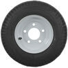 kenda trailer tires and wheels tire with wheel 8 inch 4.80/4.00-8 bias white - 5 on 4-1/2 load range c