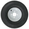 kenda trailer tires and wheels tire with wheel 8 inch 5.70-8 bias white - 4 on load range b