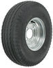 kenda trailer tires and wheels 8 inch 4 on 5.70-8 bias tire with galvanized wheel - load range c