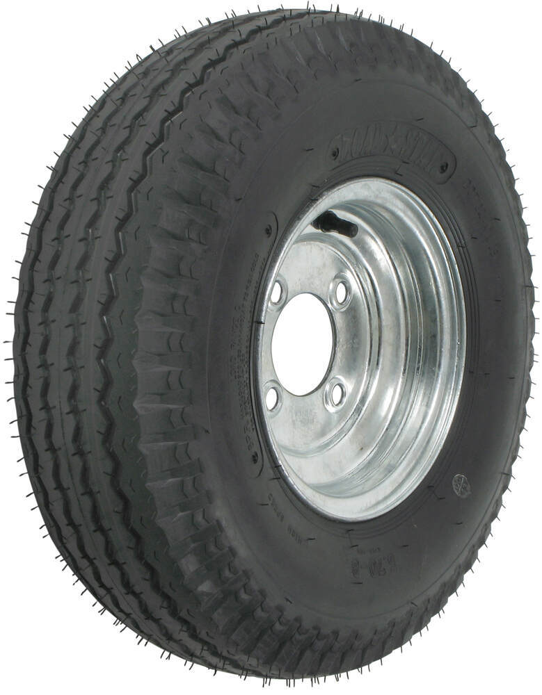 Trailer Tires and Wheels AM30130 - Bias Ply Tire - Kenda