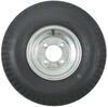 kenda trailer tires and wheels tire with wheel 8 inch 5.70-8 bias galvanized - 4 on load range c