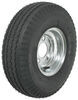 kenda trailer tires and wheels 8 inch 5 on 4-1/2 loadstar 5.70-8 bias tire with galvanized wheel - load range c