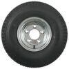 kenda trailer tires and wheels tire with wheel 8 inch loadstar 5.70-8 bias galvanized - 5 on 4-1/2 load range c
