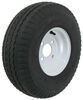kenda trailer tires and wheels 8 inch 4 on 5.70-8 bias tire with white wheel - load range d