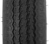 "Kenda 4.80-12 Bias Trailer Tire with 12"" White Wheel - 4 on 4 - Load Range C Load Range C AM30620"