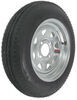 kenda trailer tires and wheels 12 inch 4 on 4.80-12 bias tire with galvanized wheel - load range c