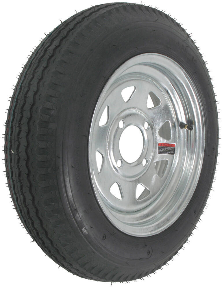 AM30630 - 12 Inch Kenda Trailer Tires and Wheels
