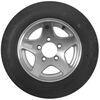 "Kenda 4.80-12 Bias Trailer Tire with 12"" Aluminum Wheel - 5 on 4-1/2 - Load Range C 12 Inch AM30679"