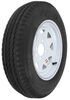 kenda trailer tires and wheels 12 inch 4 on 5.30-12 bias tire with white wheel - load range b