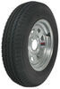 kenda trailer tires and wheels 12 inch 4 on 5.30-12 bias tire with galvanized wheel - load range b