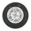 kenda trailer tires and wheels 12 inch 4 on kr25 radial tire with aluminum hwt wheel - load range d