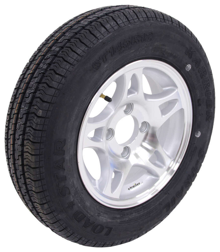Kenda Tire with Wheel - AM31208HWT