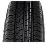kenda trailer tires and wheels tire with wheel radial karrier s-trail st145/r12 w/ 12 inch aluminum - 5 on 4-1/2 load range e