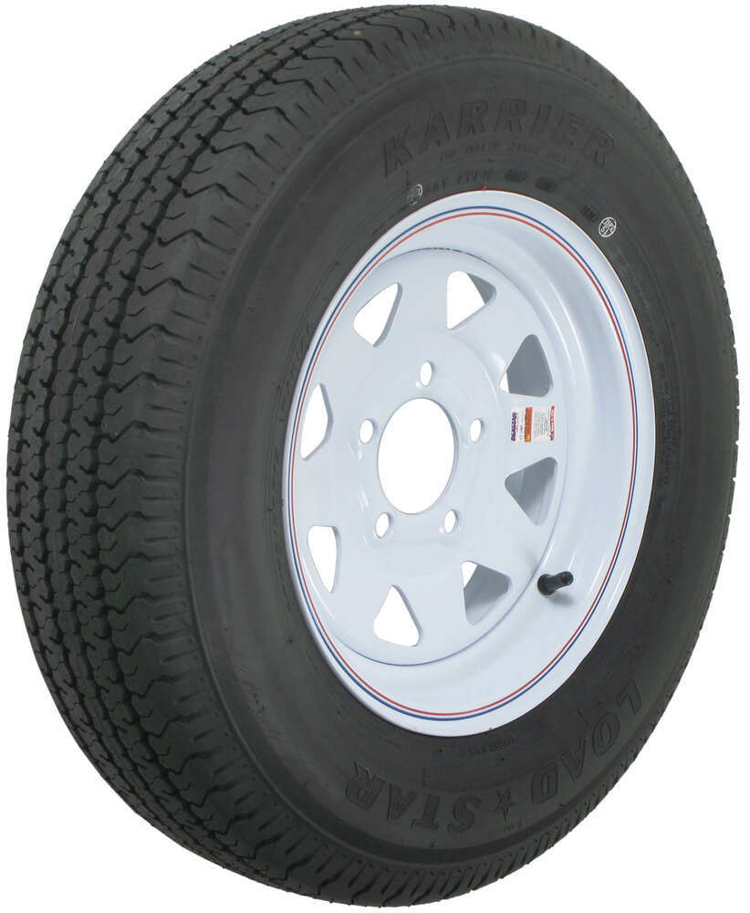 Kenda 5 on 4-1/2 Inch Trailer Tires and Wheels - AM31985