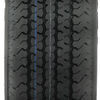 "Karrier ST175/80R13 Radial Trailer Tire with 13"" Galvanized Wheel - 5 on 4-1/2 - Load Range D Good Rust Resistance AM31994"