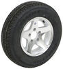 """Karrier ST175/80R13 Radial Trailer Tire with 13"""" Aluminum Wheel - 5 on 4-1/2 - Load Range D 5 on 4-1/2 Inch AM31998"""