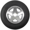 kenda trailer tires and wheels tire with wheel 14 inch karrier st205/75r14 radial aluminum - 5 on 4-1/2 load range c